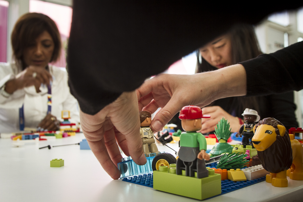 Lego Serious Play Lab
