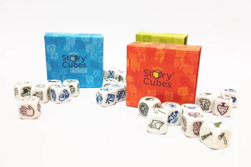 Rory Story Cubes Lab