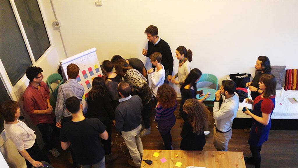 EODF Italia First Meetup